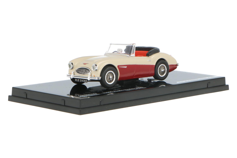 Austin Healey 3000 - Modelauto schaal 1:43