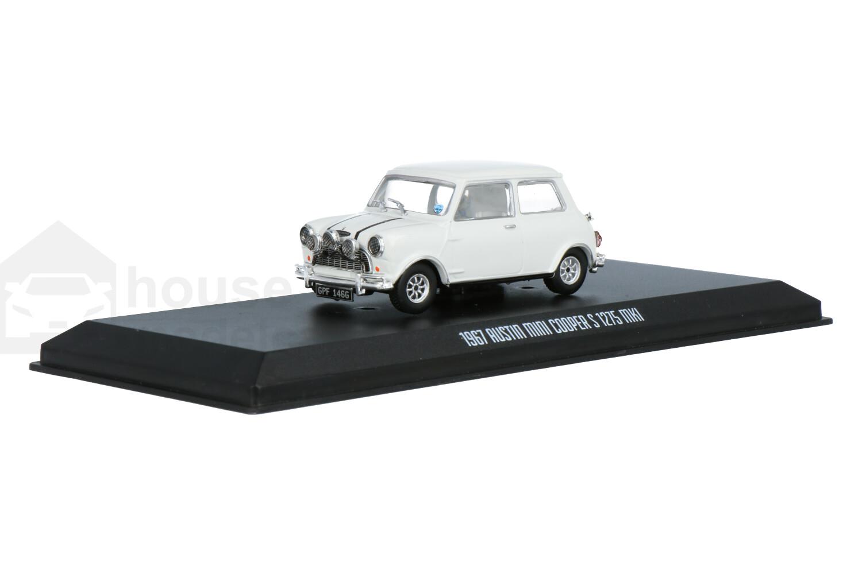 Mini Cooper S 1275 MK1 Austin - Modelauto schaal 1:43