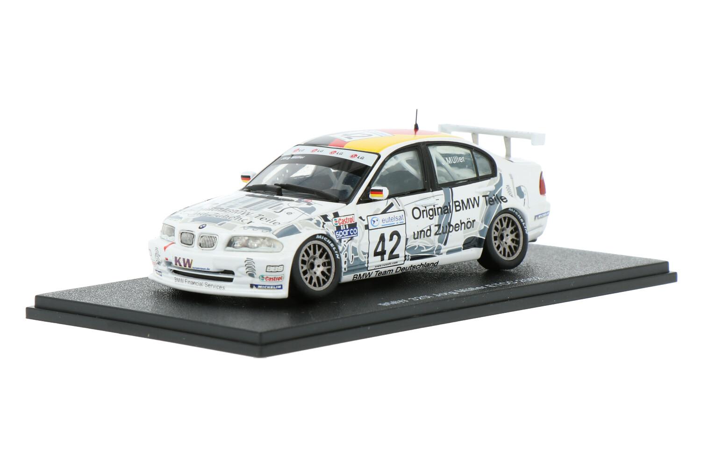 BMW 320i - Modelauto schaal 1:43