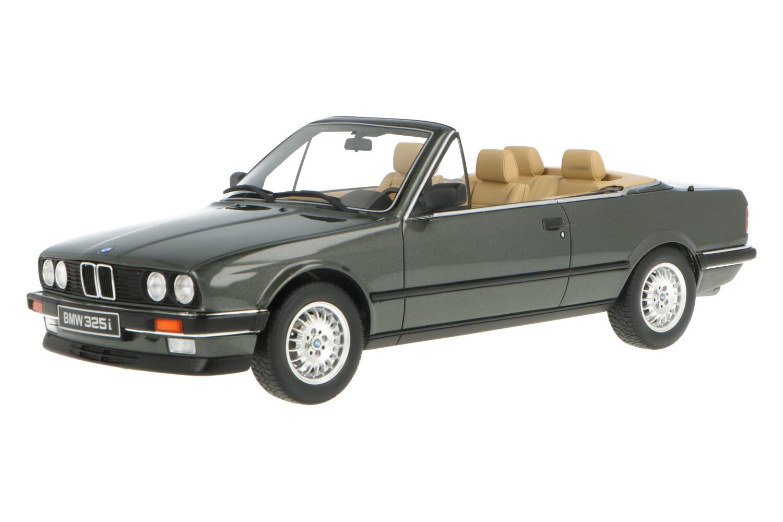 BMW 325i (E30) - Modelauto schaal 1:18