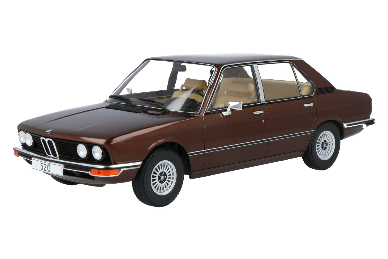 BMW 520 (E12) - Modelauto schaal 1:18