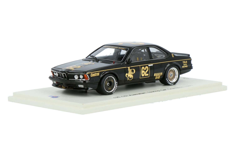 BMW 635 CSi - Modelauto schaal 1:43