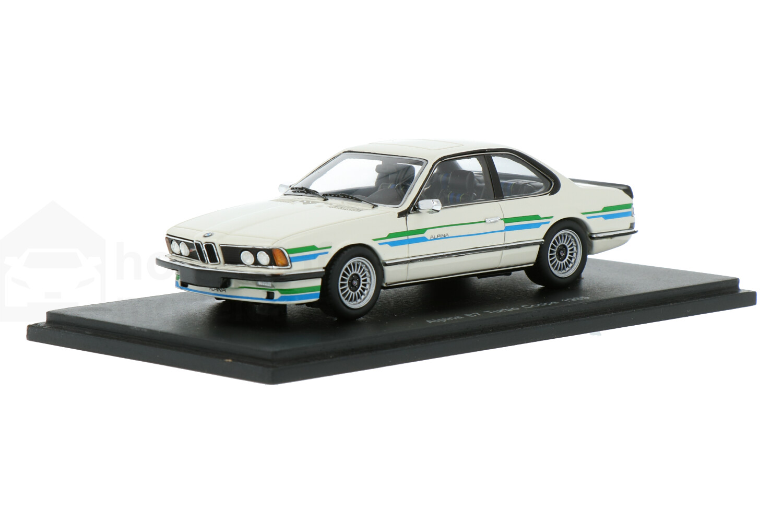 BMW B7 Turbo Coupé - Modelauto schaal 1:43