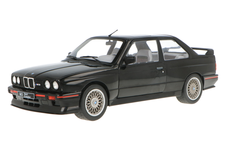 BMW E30 Sport EVO - Modelauto schaal 1:18