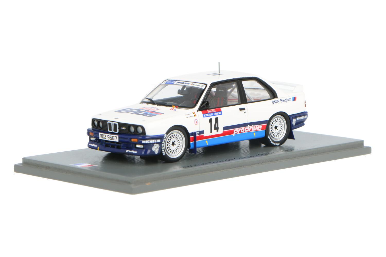 BMW M3 (E30) - Modelauto schaal 1:43