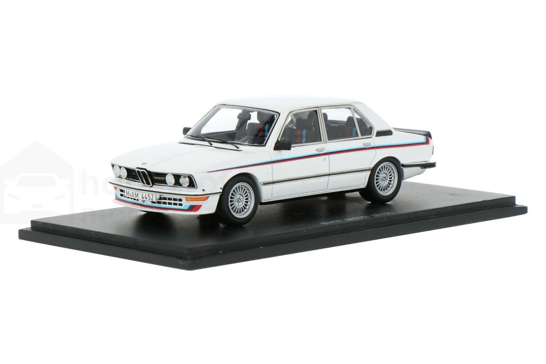 BMW M353i (E12) - Modelauto schaal 1:43