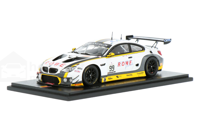 BMW M6 GT3 - Modelauto schaal 1:43