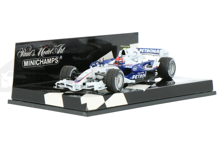 Sauber F1 Team F1.07 - Modelauto schaal 1:43