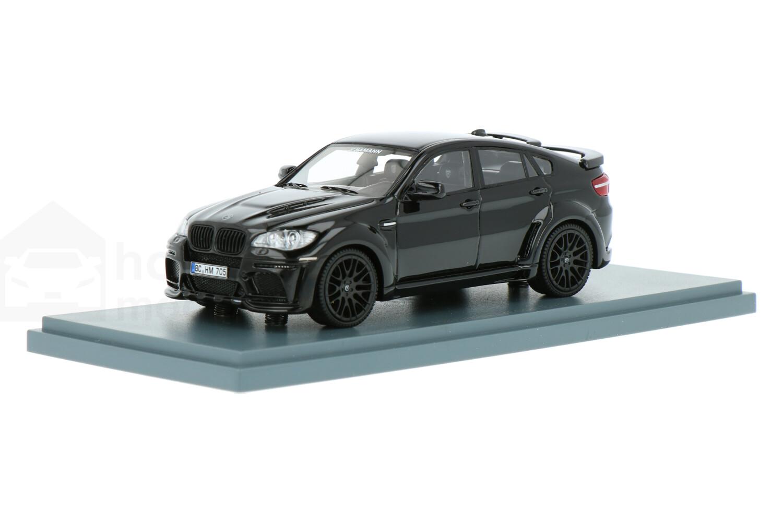 BMW X6 Hamann Tycoon Evo - Modelauto schaal 1:43