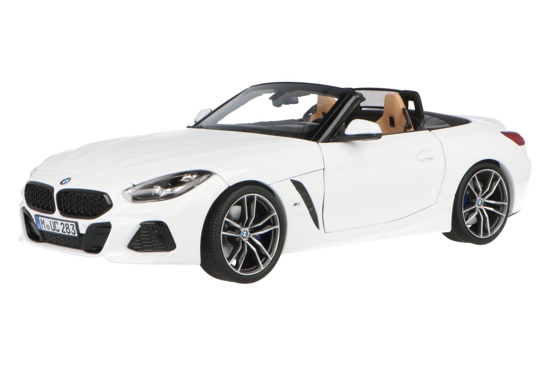 BMW Z4 M40i - Modelauto schaal 1:18