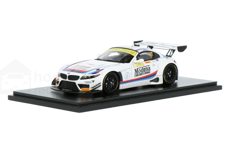 BMW Z4 GT3 - Modelauto schaal 1:43