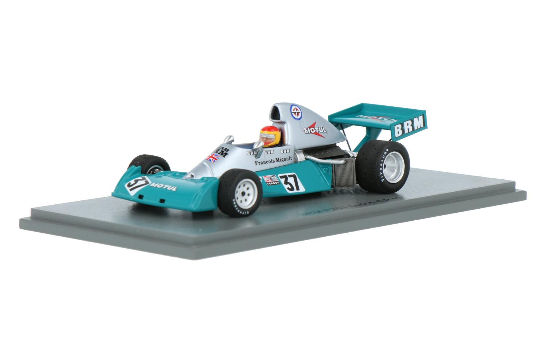 BRM P201 - Modelauto schaal 1:43
