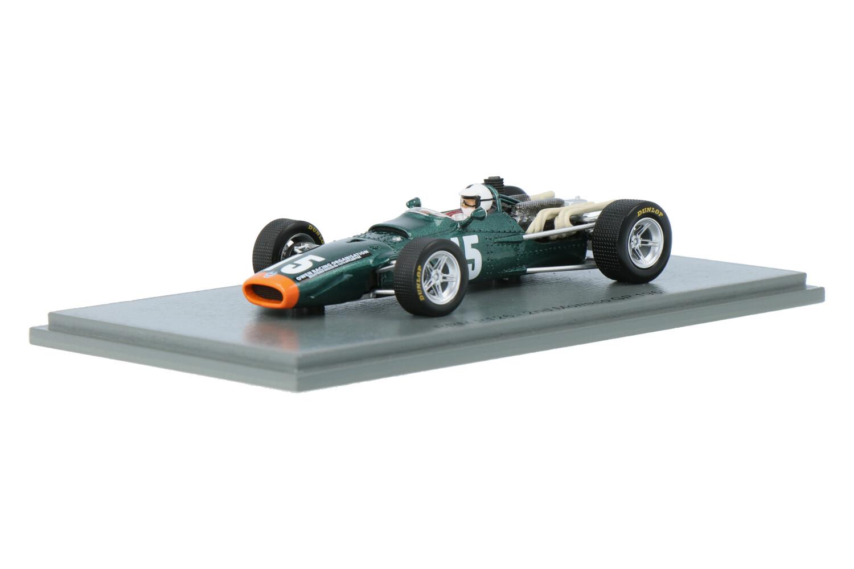 BRM P126 - Modelauto schaal 1:43