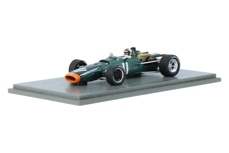 BRM P133 - Modelauto schaal 1:43