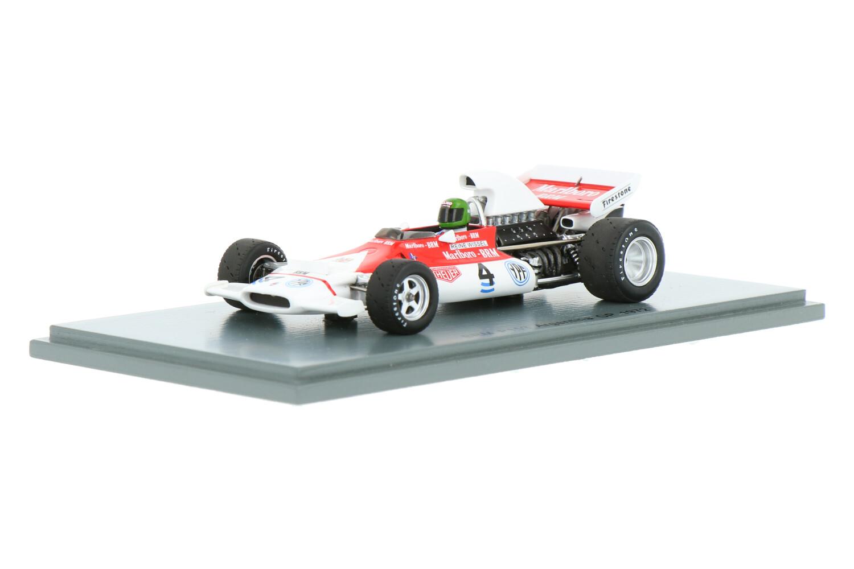 BRM P153 - Modelauto schaal 1:43