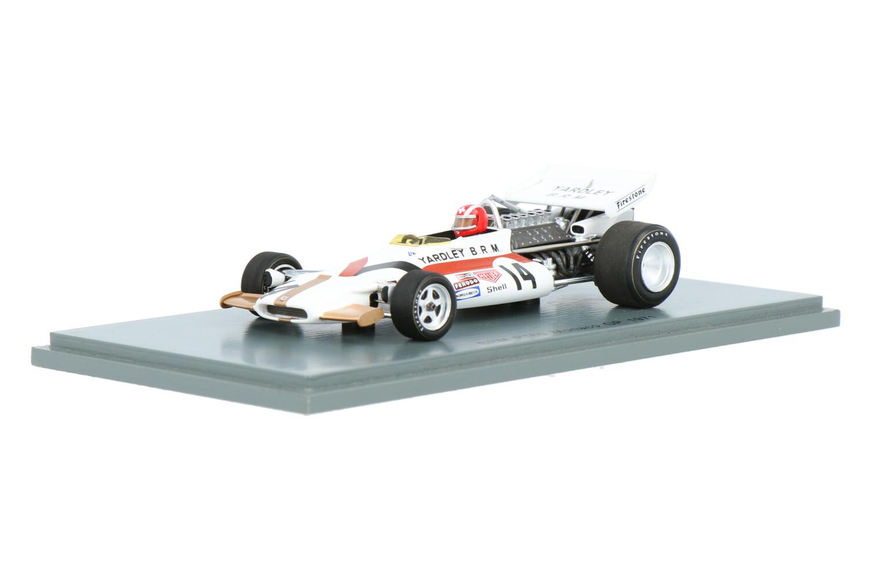 BRM P160 - Modelauto schaal 1:43