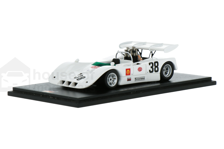 BRM P167 - Modelauto schaal 1:43