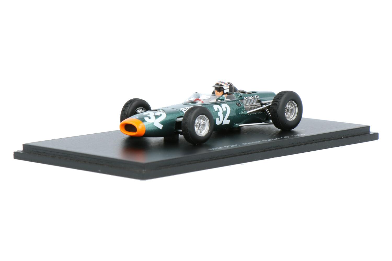 BRM P261 - Modelauto schaal 1:43