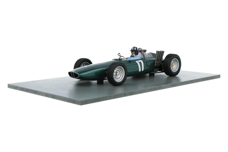 BRM P57 - Modelauto schaal 1:18