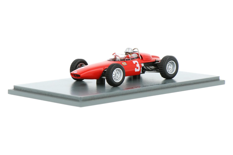 BRM P57 - Modelauto schaal 1:43