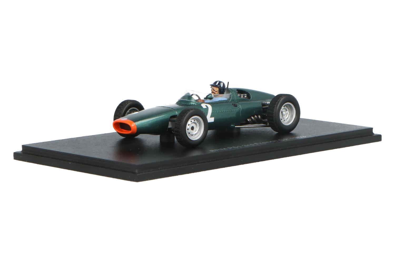 BRM P61 - Modelauto schaal 1:43