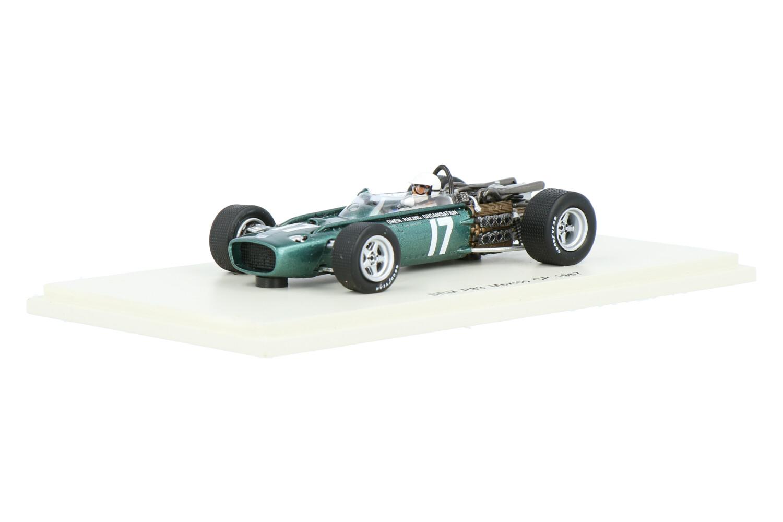 BRM P83 - Modelauto schaal 1:43