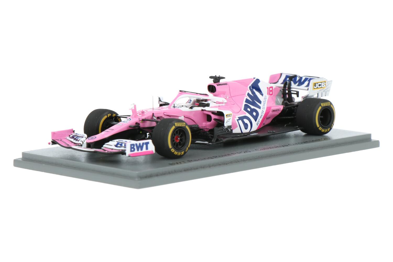 Racing Point F1 RP20 - Modelauto schaal 1:43