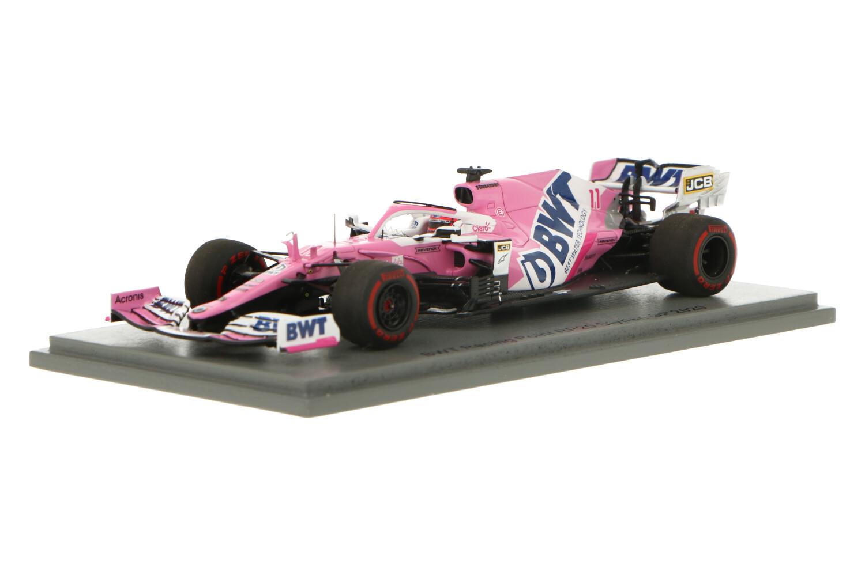 Racing Point F1 RP 20 - Modelauto schaal 1:43