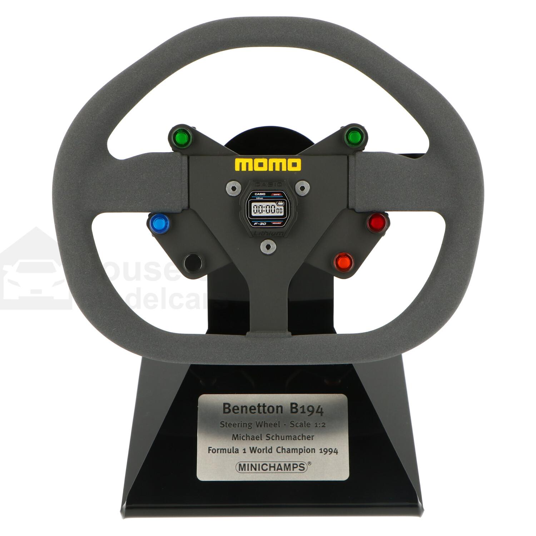 Benetton Stuur Benetton B194  - Modelauto schaal 1:2