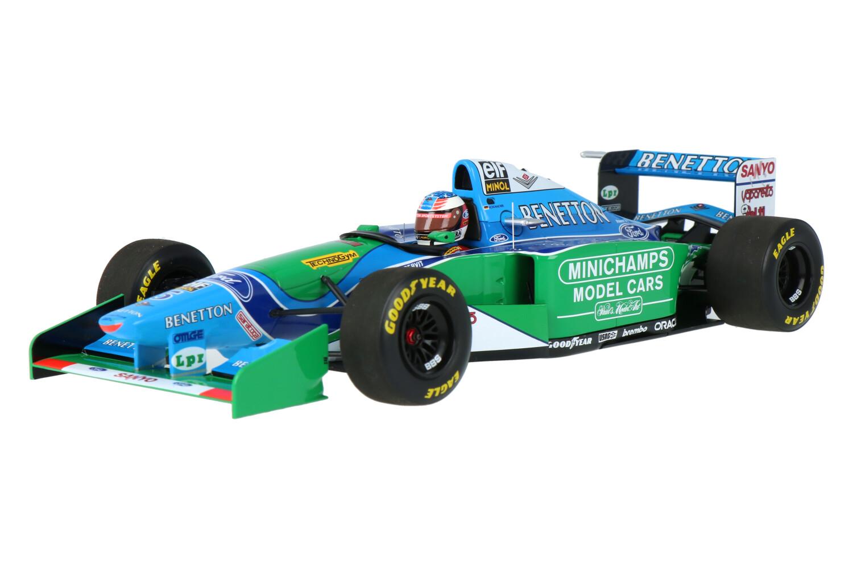 Benetton B194  - Modelauto schaal 1:18