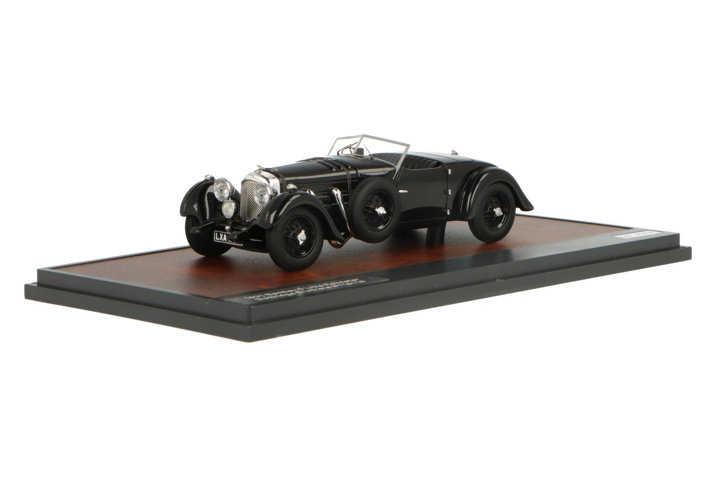 Bentley 8 Litre Dottridge Brothers Roadster #YX5125 - Modelauto schaal 1:43