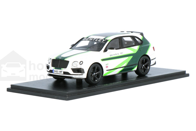 Bentley Bentayga - Modelauto schaal 1:43