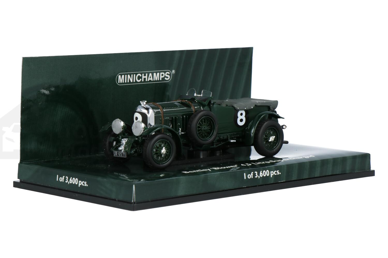 Bentley Blower 4.5 Litre Supercharged - Modelauto schaal 1:43