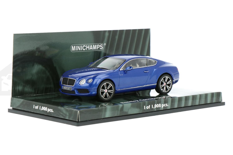 Bentley Continental GT V8 - Modelauto schaal 1:43