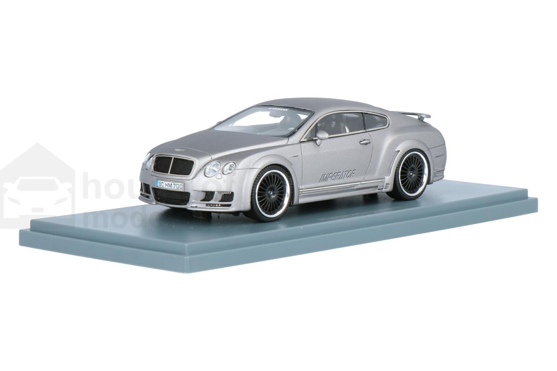 Bentley GT Hamann Imperator - Modelauto schaal 1:43
