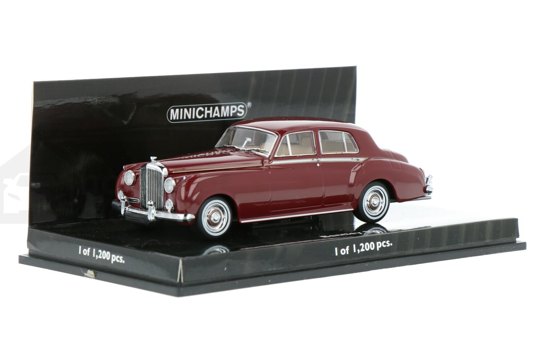Bentley S2 Standard Saloon - Modelauto schaal 1:43
