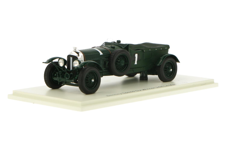 Bentley Speed Six - Modelauto schaal 1:43