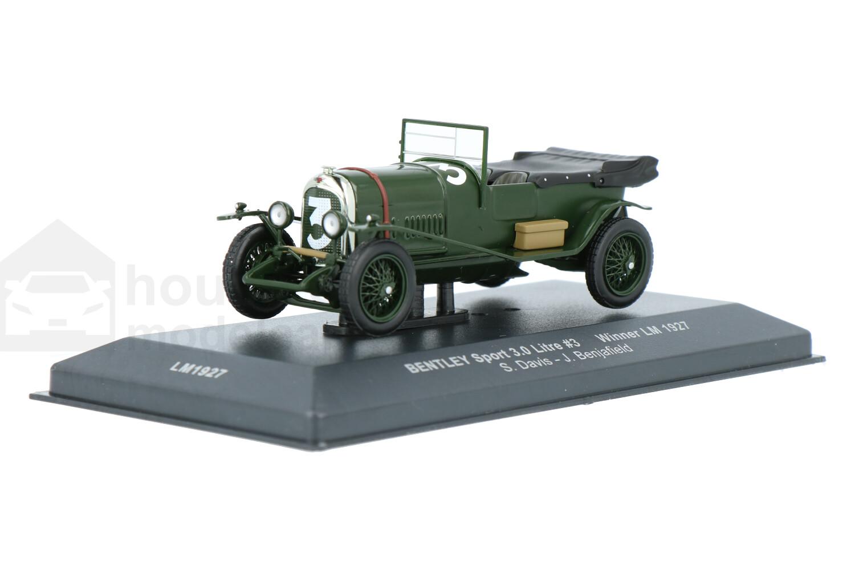 Bentley Sport 3.0 Liter - Modelauto schaal 1:43
