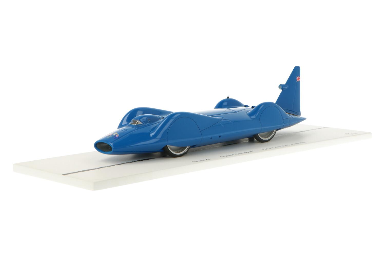 Bluebird Proteus CN7  - Modelauto schaal 1:43