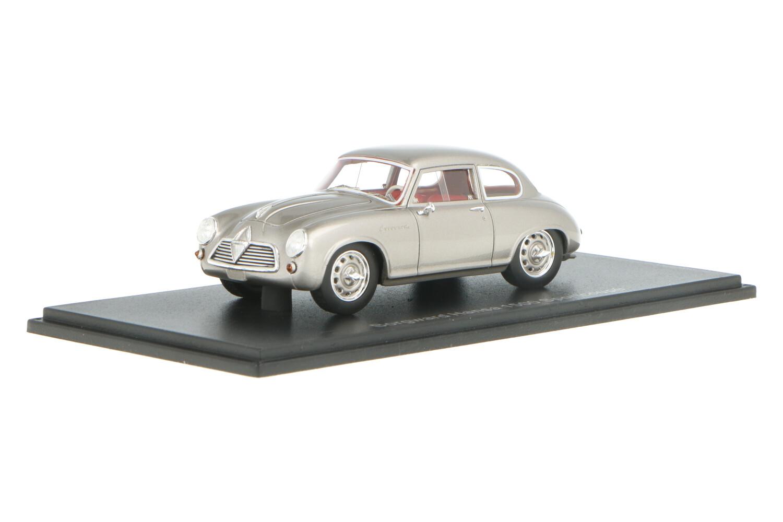 Borgward 1500 Sportcoupé - Modelauto schaal 1:43