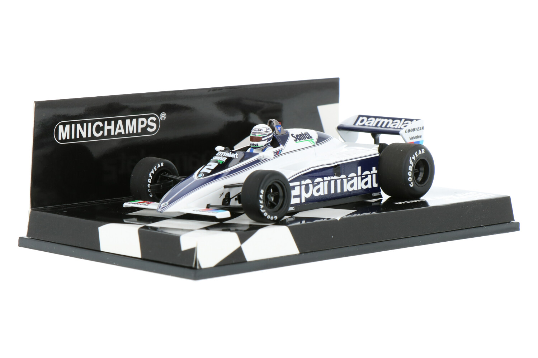 Brabham BT50 BMW - Modelauto schaal 1:43
