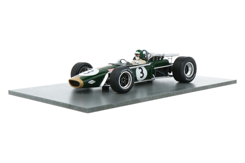 Brabham BT24 - Modelauto schaal 1:18