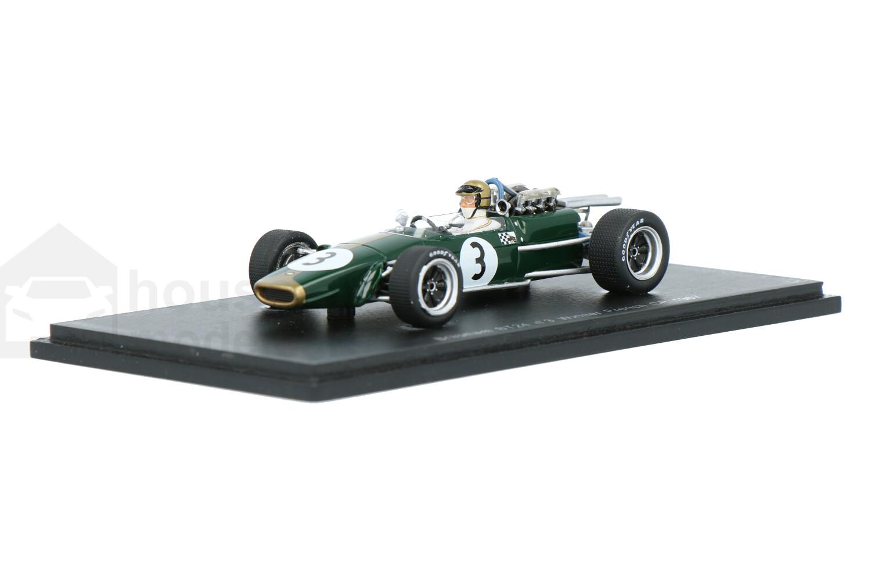 Brabham BT24 - Modelauto schaal 1:43