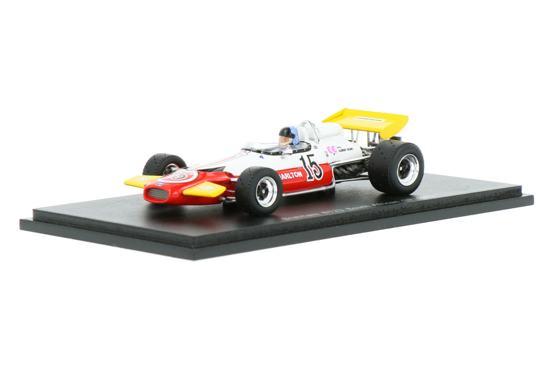 Brabham BT33 - Modelauto schaal 1:43