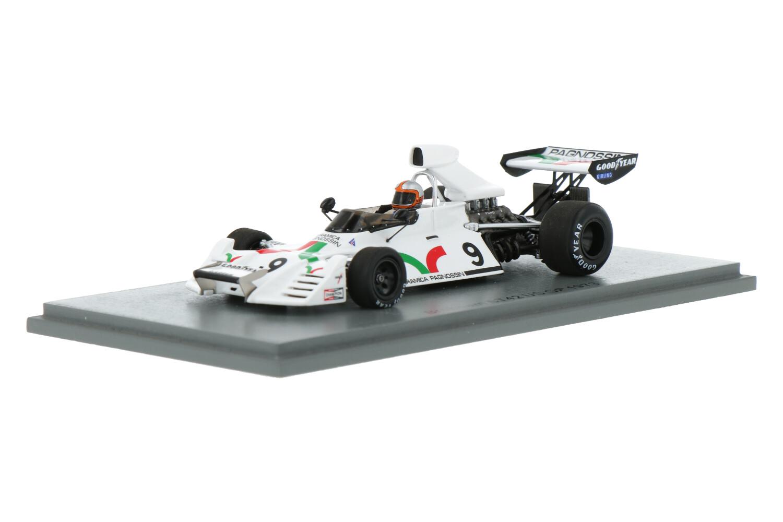 Brabham BT42 - Modelauto schaal 1:43
