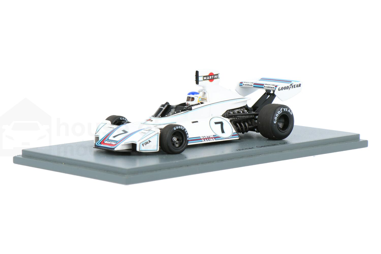Brabham BT44B - Modelauto schaal 1:43