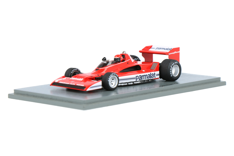 Brabham BT45C - Modelauto schaal 1:43