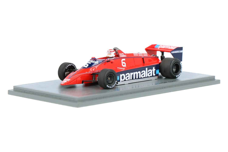 Brabham BT48 - Modelauto schaal 1:43