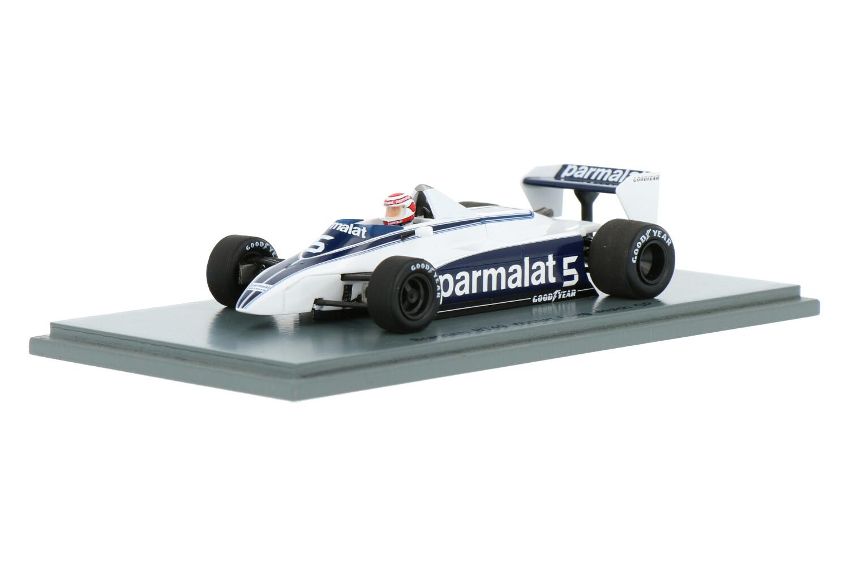 Brabham BT49 - Modelauto schaal 1:43