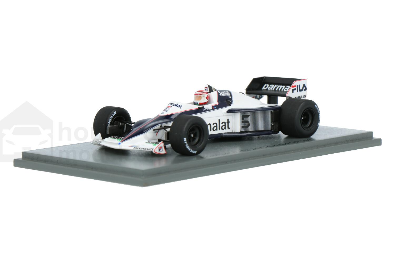 Brabham BT52 BMW - Modelauto schaal 1:43